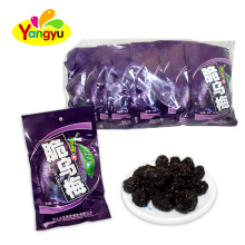 Delicious halal Chinese sour and sweet preserved plums