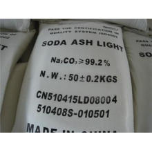 luz de carbonato de sódio 99,2%