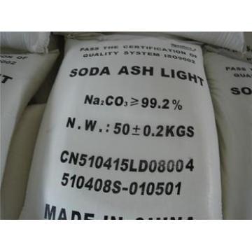 кальцинированной соды свет 99.2%