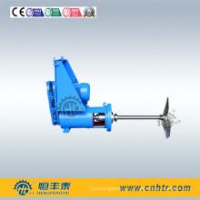 Agitador de entrada lateral de engranaje helicoidal de desulfuración para reductor