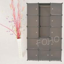 184,5 Höhe Garderobe mit vielen Schichten (FH-AL0054-12)