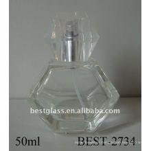50 ml Form Glas Spray Parfümflasche