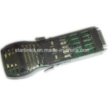 Волоконно-оптический приемопередатчик 1000-Base-T сторонних производителей, совместимый с коммутаторами Cisco