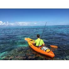3.1-4m Länge und kein aufblasbarer Single Sot Boat Kanu Kajak