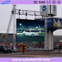 Écran polychrome extérieur d'affichage à LED de location de P8 (CE FCC)