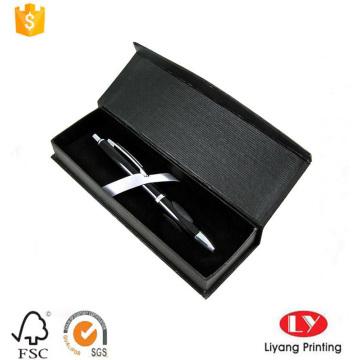 Boîte cadeau en forme de livre pour l'emballage du stylo