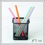 square metal mesh pen holder