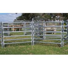 Verzinkter Bauernhof Viehbestand-Zaun / billig verzinkte Vieh-Paneele für Verkauf / tragbare Vieh-Platten / Voll geschweißte Vieh-Platten Fabrik