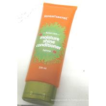 Emballage pour cosmétique pour les cheveux shampooing