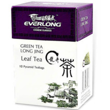 Long Jing Pyramid Tea Bags (PT1303)