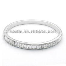 Novos produtos 2016 produto inovador grosso moda áustria bracelete pulseira de cristal