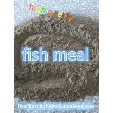 Farinha de peixe para ração animal com alta qualidade e baixo preço