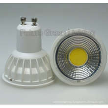 LED Spotlight COB GU10 5W