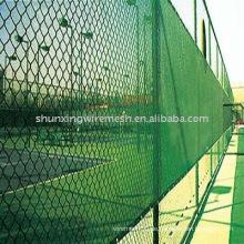 Flexibler Windschutz-Zaun