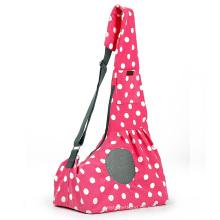 Dollymi Großhandel Haustier Tragetasche New Design Sling Hund Reisetasche Cute Fashion Haustier Reisetasche