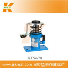 Elevator Parts|Safety Components|KT54-70 Oil Buffer|coil spring buffer