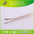 China-heißer verkaufenlautsprecher-Kabel-Draht-transparenter Lautsprecher-Draht