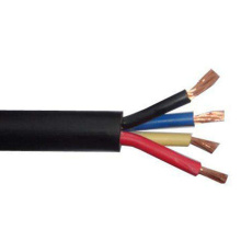 Medium Type Oilproof Electrical Rubber Sheathed Cables