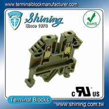 TF-2.5 UL Apporved 17A 2.5mm Entrelec Feedthrough Terminal Block