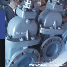 Extremos de brida Válvula de compuerta marina Cl150 / 300/600