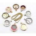 Эмали нержавеющей стали 316L мода медальон Кулон для ожерелье ювелирные изделия
