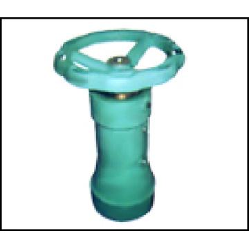 Opérateurs de boîte à engrenages à engrenages à visser - Style vertical pour valve à papillon