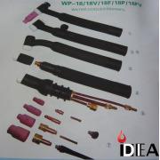 2014 nuovo prodotto saldatura tig torcia pistola di saldatura tig