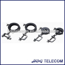 Hoop Hook Type Feeder Cable Clamp with Rubber Ring