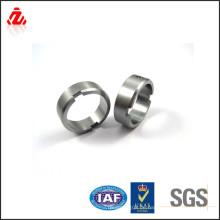 Custom Edelstahl CNC Drehmaschine Teil Ring, Einsatz, Standoff