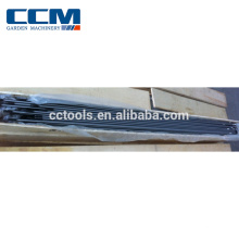 Tubo de aluminio para la cortadora de cepillo: Desplazamiento 41.5CC, 2-Stroke brush cutter spare parts