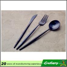 Coutellerie élégante de coutellerie de fourchette de cuillère de fourchette de coutellerie d'acier inoxydable