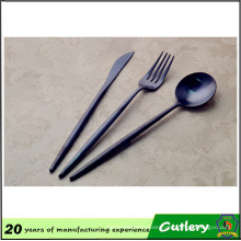 Elegant Stainless Steel Knife Fork Spoon Tableware Flatware Cutlery