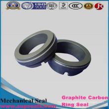 Anneaux rotatoires de joint mécanique de graphite de carbone