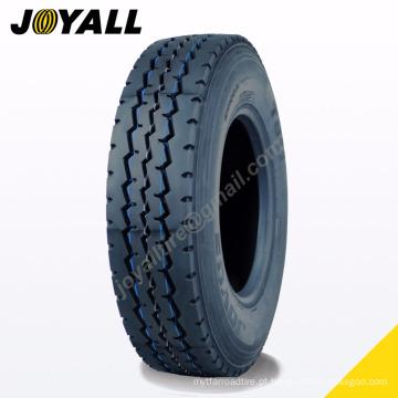 JOYALL fábrica chinesa TBR pneu B875 super sobre carga e resistência à abrasão 11r22.5 para o seu caminhão