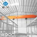 Le grue électrique de monorail de faisceau simple lèvent la grue aérienne