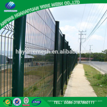 China direct factory top quality curvy welded mesh fence High demand export products