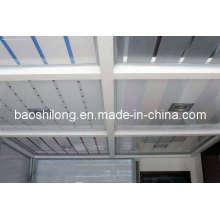 Panel y techo decorativos del PVC (JT-BSL-72)