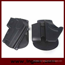 Quick-Release Holster Magazintasche Pistole Pistolenhalfter für P226