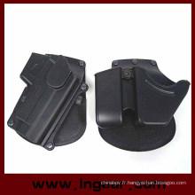 Blocage rapide pistolet Holster étui à chargeur pistolet Holster pour P226