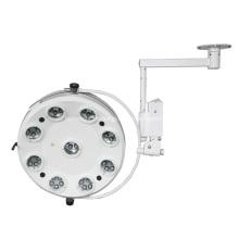 Hochwertige LED-OPERATIONSLAMPE für Krankenhäuser mit 9 Reflektoren