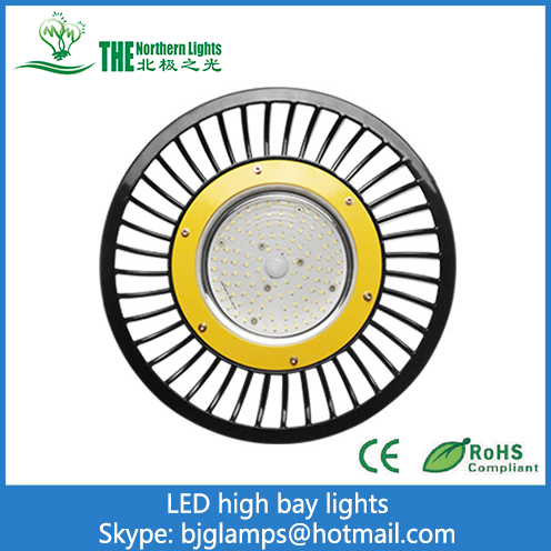100W UFO LED High Bay Lights