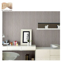 fair price and eco-friendly pvc woven wallpaper for home decor