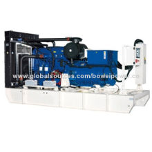 Perkins 1100kVA (800kW) standby power generator, open, soundproof silent or mobile trailer types