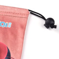 Double Drawstring Good Quality Microfibra Cell Phone Pouch