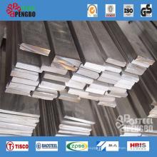 Barra quadrada de aço inoxidável padrão de ASTM AISI