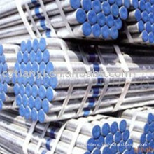 hot galvanized seamless steel pipes