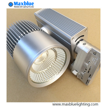 30W Silver Housing 3 Phase Track LED Lighting