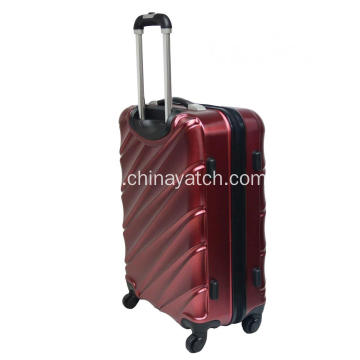 Set Luggage Trolley PET Wheeled Spinner