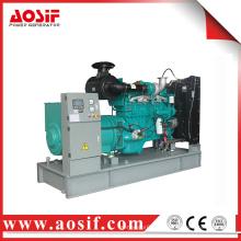 Groupe électrogène haut de gamme en Chine 275kw / 344kva 60Hz moteur marin 1800 rpm