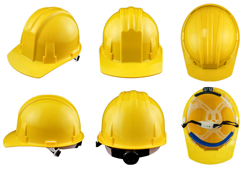 Heat Resistance Safety Helmet